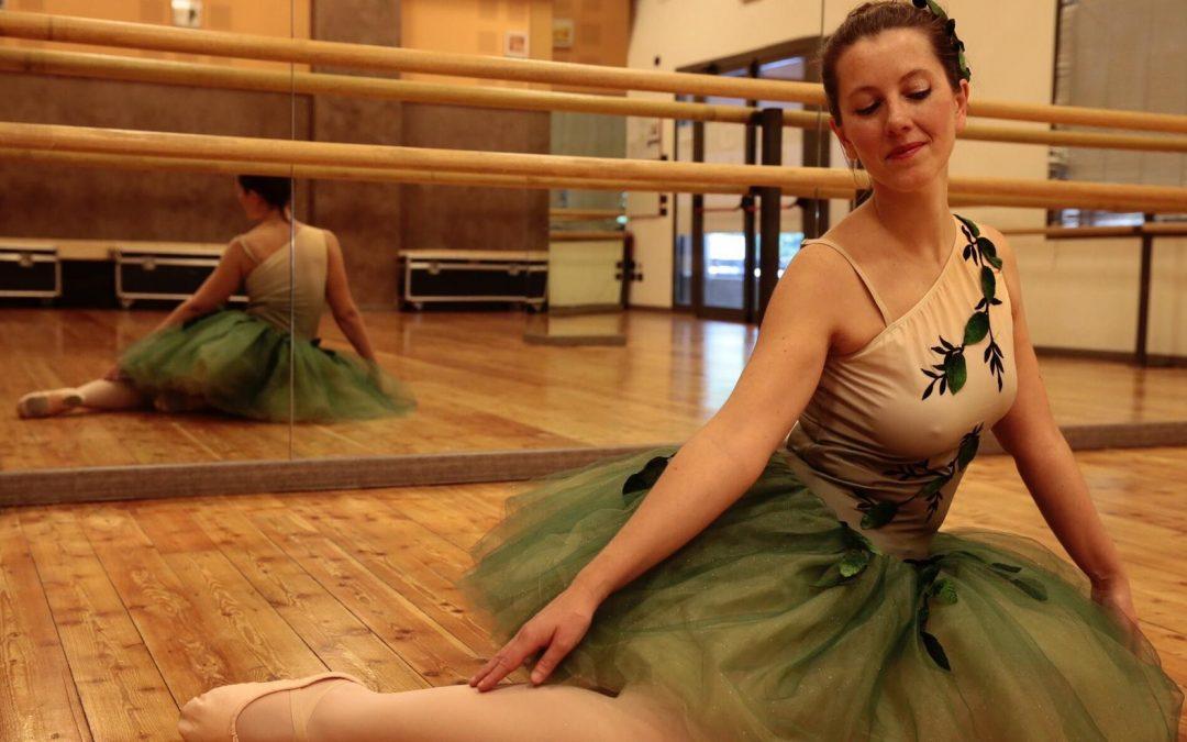 La mia storia di ballerina spuntata