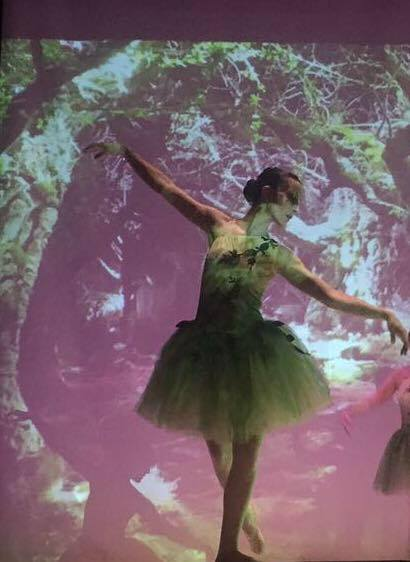 Manuela danza classica e moderna